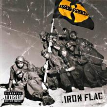 """Wu-Tang Clan – """"Iron Flag"""" (LP)"""