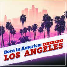 Various – Born In America: Los Angeles