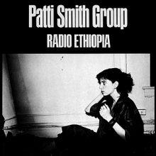 """Patti Smith Group – """"Radio Ethiopia"""" (LP)"""
