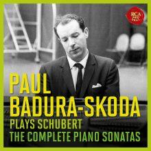 Paul Badura-Skoda Plays Franz Schubert – The Complete Piano Sonatas