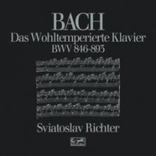 Sviatoslav Richter – Bach: The Well-Tempered Clavier (Books I + II)