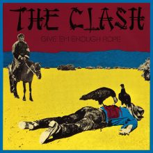 "The Clash – ""Give 'Em Enough Rope"" (LP)"