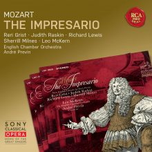 Mozart: The Impresario & Jigsaw Puzzle Mozart