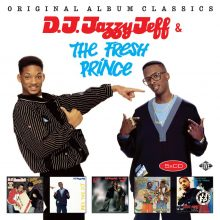 "DJ Jazzy Jeff & The Fresh Prince – ""Original Album Classics"""