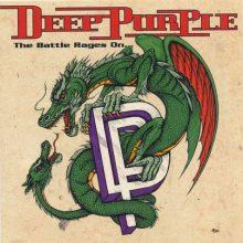"""Deep Purple – """"The Battle Rages On"""" (LP)"""