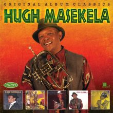 """Hugh Masekela – """"Original Album Classics"""""""