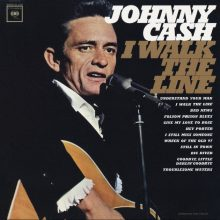 "Johnny Cash – ""Walk the Line: Greatest HIts (1965)"" (LP)"