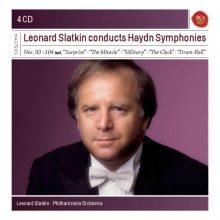Leonard Slatkin Conducts Haydn Symphonies