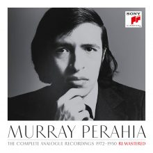 Murray Perahia – The Complete Analogue Recordings 1972 – 1979 – Remastered