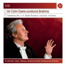 Brahms: The 4 Symphonies & Haydn Variations & Piano Concertos