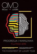 OMD na jedynym koncercie w warszawskiej Progresji 11.02.2018!
