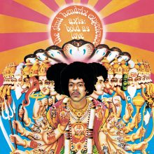 """The Jimi Hendrix Experience – """"Axis: Bold As Love"""" (LP)"""