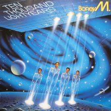 "Boney M. – ""10.000 Lightyears (1984)"" (LP)"