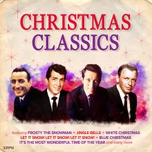 "Various – ""Christmas Classics"" (LP)"