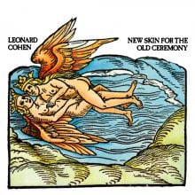 "Leonard Cohen – ""New Skin for the Old Ceremony"" (LP)"