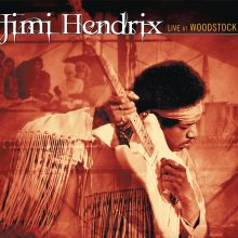 "Jimi Hendrix  – ""Live at Woodstock "" (LP)"