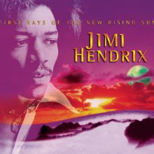 "Jimi Hendrix – ""First Rays of the New Rising Sun"" (LP)"