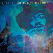 "Jimi Hendrix  – ""Valleys of Neptune"" (LP)"