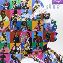 "Jimi Hendrix – ""Blues"" (LP)"