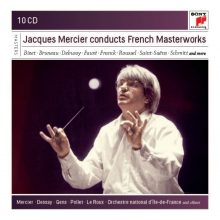 Jacques Mercier/Orchestre National D'Ile De France – Masterworks of the late 19th Century in France
