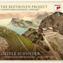 Oliver Schnyder – The Beethoven Project – The 5 Piano Concertos & 4 Overtures