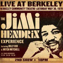 "The Jimi Hendrix Experience – ""Live At Berkeley"" (LP)"