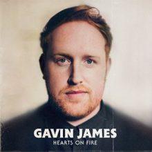 Posłuchaj nowego singla Gavina Jamesa – Hearts On Fire!