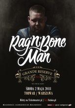 RAG'N'BONE MAN na koncercie w Warszawie!