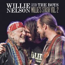 "Willie Nelson – ""Willie and the Boys: Willie's Stash Vol. 2"" (LP)"