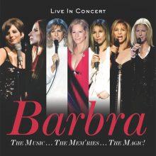 "Barbra Streisand – ""The Music…The Mem'ries…The Magic!"". Koncertowy album już 8 grudnia!"