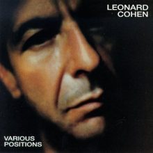 "Leonard Cohen – ""Various Positions"" (LP)"