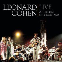 "Leonard Cohen – ""Leonard Cohen Live at the Isle of Wight 1970"" (LP)"
