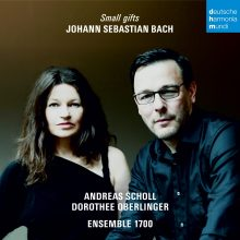 Dorothee Oberlinger – Bach – Small Gifts