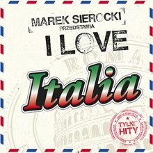 Various – Marek Sierocki Przedstawia: I Love Italia (LP)