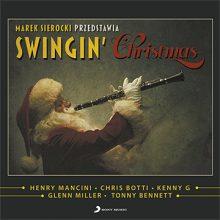 Various – Marek Sierocki Przedstawia: Swingin' Christmas (LP)