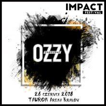 OZZY OSBOURNE headlinerem Impact Festival 2018!