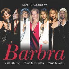 """BARBRA STREISAND – nowa płyta """"The Music…The Mem'ries…The Magic!"""" w sprzedaży już od dzisiaj!"""