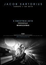 Jacob Sartorius 6 kwietnia wystąpi w Polsce!