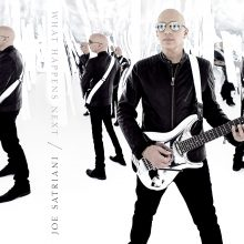 "Joe Satriani – ""What Happens Next"" (LP)"