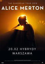 ALICE MERTON – autorka przeboju 'No Roots' na pierwszym koncercie w Polsce!