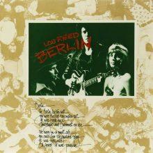 """Lou Reed  – """"Berlin"""" (LP)"""