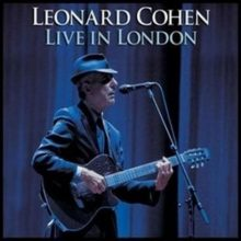 "Leonard Cohen – ""Live In London"" (LP)"