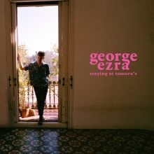"George Ezra – Nowa płyta ""Staying at Tamara's"" już 23 marca!"