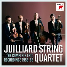 Juilliard String Quartet – The Complete EPIC Recordings