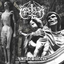 "Marduk – ""Plague Angel (re-issue 2017)"" (LP)"