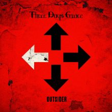 "Three Days Grace – Nowy album ""Outsider""! Zobacz klip do singla ""The Mountain""!"