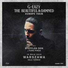 G-EAZY – The Beautiful & Damned Tour w Warszawie!