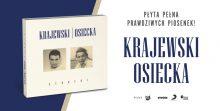 Krajewski i Osiecka – płyta pełna prawdziwych piosenek – już za 2 tygodnie!