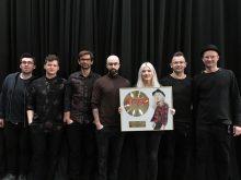 """Debiutancki album Darii Zawiałow zatytułowany """"A kysz!"""" pokryty złotem!"""