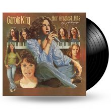 "Carole King  – ""Her Greatest Hits (Songs Of Long Ago)"" (LP)"